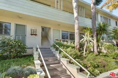 Santa Monica Condo/Townhouse For Sale: 1325 Washington Avenue #D