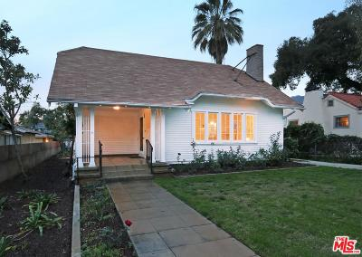 Monrovia Single Family Home For Sale: 171 May Avenue