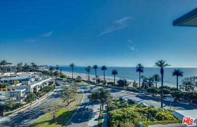 Santa Monica Condo/Townhouse Active Under Contract: 201 Ocean Avenue #809B