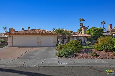 Cathedral City Single Family Home Active Under Contract: 68685 Panorama Road
