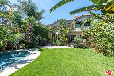 Sherman Oaks Single Family Home For Sale: 14987 Valley Vista