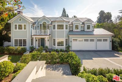 Pacific Palisades Single Family Home For Sale: 1506 Sorrento Drive