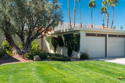 Palm Springs Condo/Townhouse For Sale: 763 North Madrid Circle