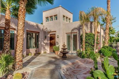 Rancho Mirage Single Family Home For Sale: 4 Via Haciendas
