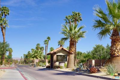 Palm Springs Condo/Townhouse For Sale: 3040 East Sunflower Circle