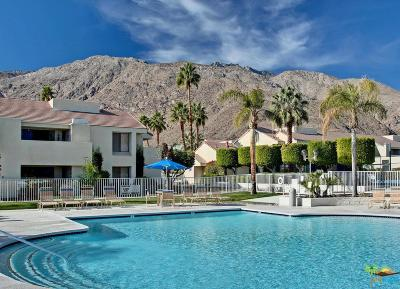 Palm Springs Condo/Townhouse For Sale: 222 North Calle El Segundo #558