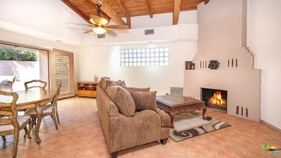 Palm Springs Single Family Home For Sale: 523 South Vista Oro