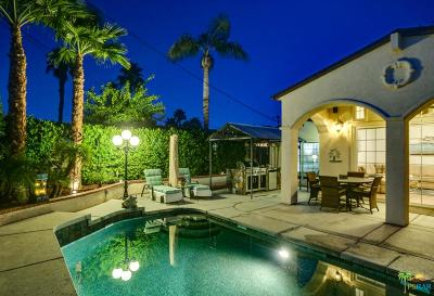 Palm Springs Single Family Home For Sale: 583 North Calle Rolph