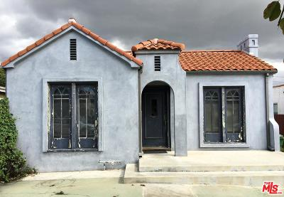 Single Family Home For Sale: 4252 Mildred Avenue