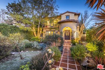 Los Angeles Single Family Home Active Under Contract: 12322 Dorothy Street