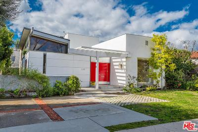 Beverly Hills Rental For Rent: 229 South Canon Drive