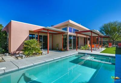 Palm Springs Single Family Home For Sale: 1129 Azure Court
