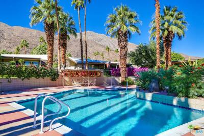 Palm Springs Condo/Townhouse For Sale: 1722 South Palm Canyon Drive