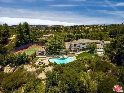 Hidden Hills Single Family Home For Sale: 6080 John Muir Road