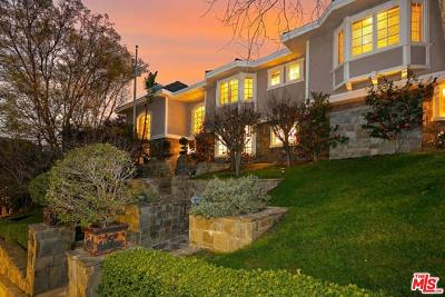 Pacific Palisades Single Family Home For Sale: 17536 Camino De Yatasto