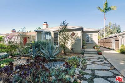Santa Monica Single Family Home For Sale: 1337 Maple Street
