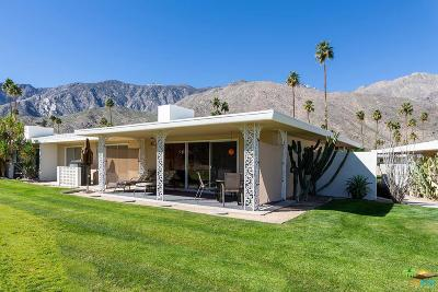 Palm Springs Condo/Townhouse For Sale: 2240 South Calle Palo Fierro #18