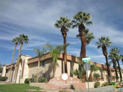 Palm Springs Condo/Townhouse For Sale: 400 North Sunrise Way #241