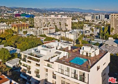 Beverly Hills Condo/Townhouse Active Under Contract: 325 North Oakhurst Drive #604