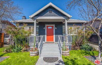 Los Angeles Single Family Home For Sale: 2519 Exposition Place