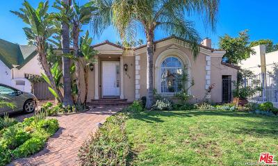 Beverly Hills Single Family Home For Sale: 215 North Wetherly Drive