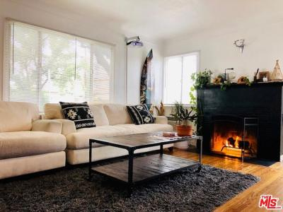Burbank Single Family Home Active Under Contract: 402 North Naomi Street
