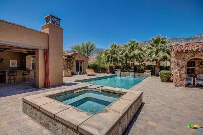 Palm Springs Single Family Home For Sale: 1036 Monte Verde