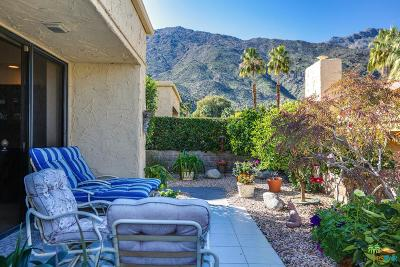 Palm Springs Condo/Townhouse For Sale: 128 East Via Huerto