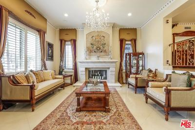 Los Angeles Single Family Home For Sale: 2140 Fox Hills Drive
