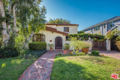 Cheviot Hills/Rancho Park (C08) Single Family Home For Sale: 2767 Forrester Drive