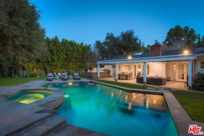 Encino Single Family Home Active Under Contract: 16749 Octavia Place