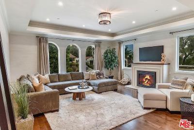 Studio City Single Family Home For Sale: 3942 Eureka Drive
