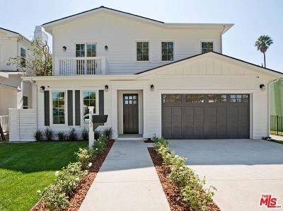 Culver City Single Family Home Active Under Contract: 4133 Vinton Avenue