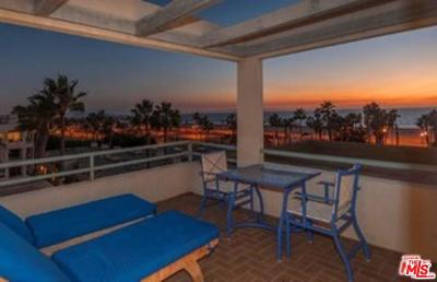 Santa Monica Condo/Townhouse For Sale: 110 Ocean Park Boulevard #505