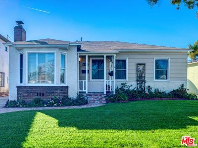 Single Family Home For Sale: 8207 Stewart Avenue