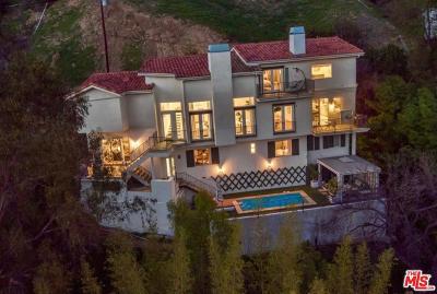 Single Family Home For Sale: 3880 Alta Mesa Drive