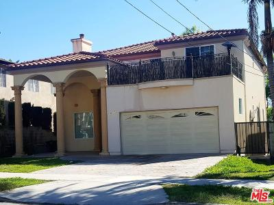 Burbank Single Family Home For Sale: 1020 East Providencia Avenue