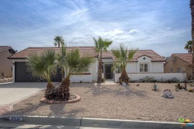 Desert Hot Springs Single Family Home For Sale: 8430 Annandale Avenue