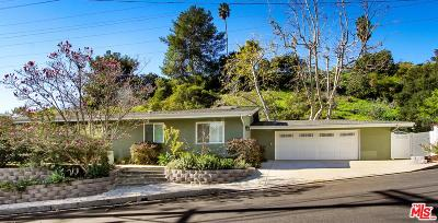 Los Angeles Single Family Home For Sale: 801 North Kenter Avenue