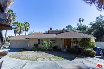 Single Family Home For Sale: 16962 Cotter Place