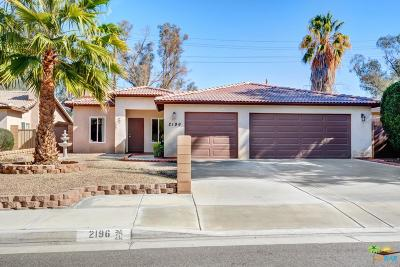 Palm Springs CA Single Family Home For Sale: $449,999