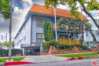 West Hollywood Rental For Rent: 1121 North Kings Road #8