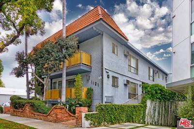 West Hollywood Rental For Rent: 1121 North Kings Road #9