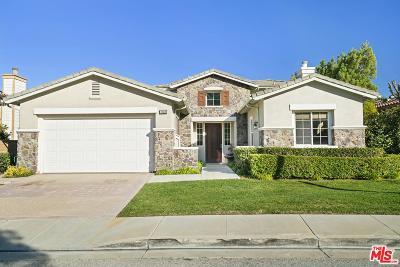 Agoura Hills Single Family Home For Sale: 30410 Caspian Court