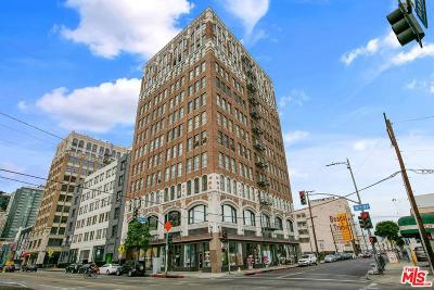 Los Angeles Condo/Townhouse Active Under Contract: 315 East 8th Street #506