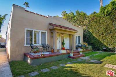 Los Angeles County Residential Income For Sale: 519 North Laurel Avenue