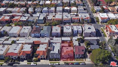 Los Angeles County Residential Lots & Land Active Under Contract: 453 North Stanley Avenue