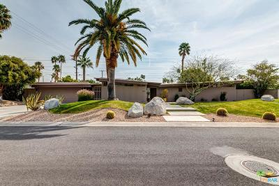 Palm Springs Single Family Home For Sale: 480 North Monterey Road
