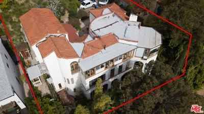 Single Family Home For Sale: 7942 Hillside Avenue