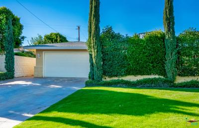 Indio Single Family Home Active Under Contract: 81300 Riverlane Drive